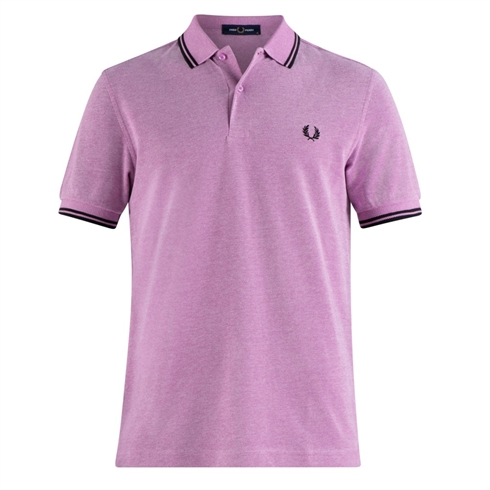 Fred Perry Twin Tipped Lilla