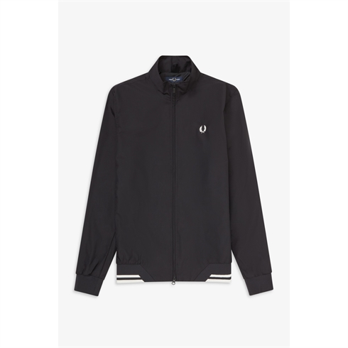 Fred Perry Sport Jakke Sort