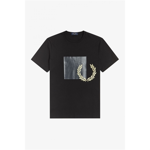 Fred Perry T-shirt Tonal Graphic Sort