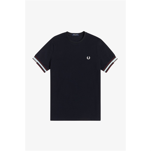 Fred perry T-shirt Sort