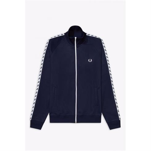 Fred Perry Carbon Blue Track Jacket