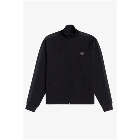 Fred Perry Track Jacket Sort