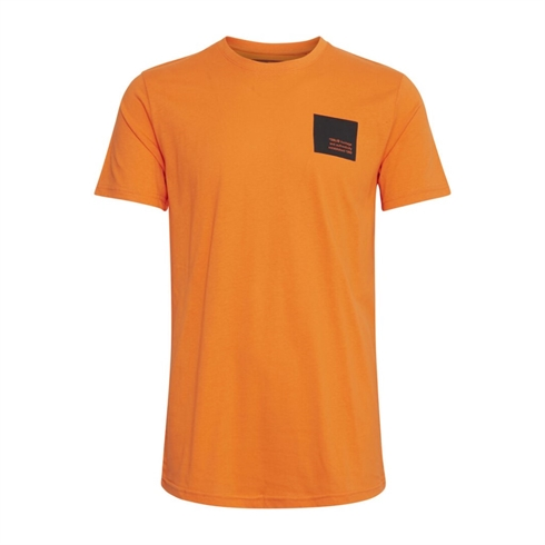 Solid T-shirt SDDave Orange