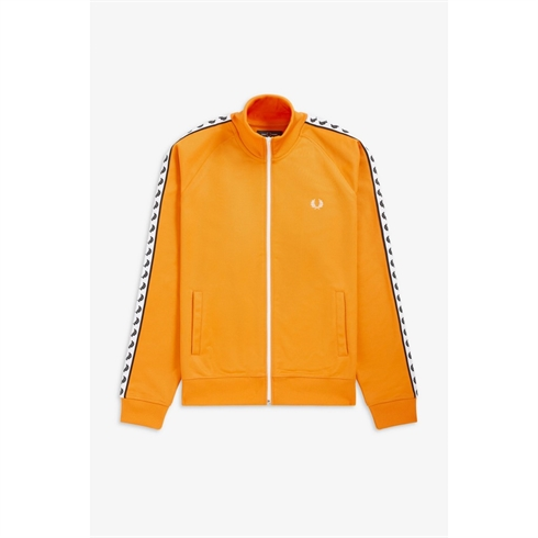 Fred  Perry Taped Track Jacket Guld