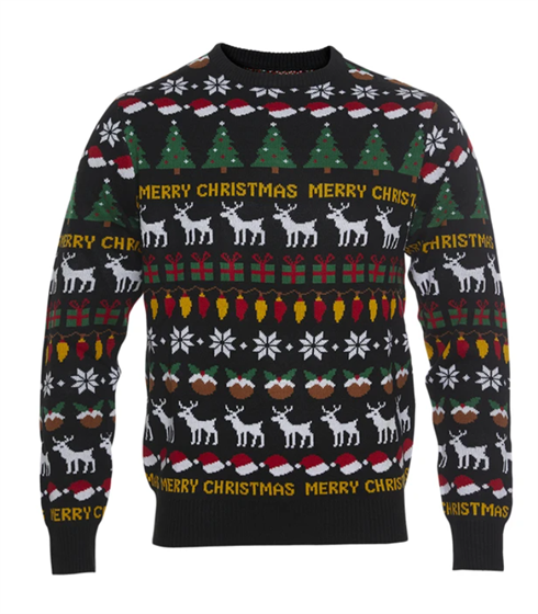 Jule Sweater Merry Christmas