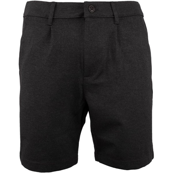 Kronstadt Club Pants Shorts Mørkegrå