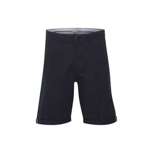 Solid Ron Lux Shorts Navy